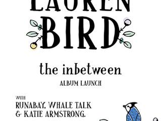 'The Inbetween' Release Show!