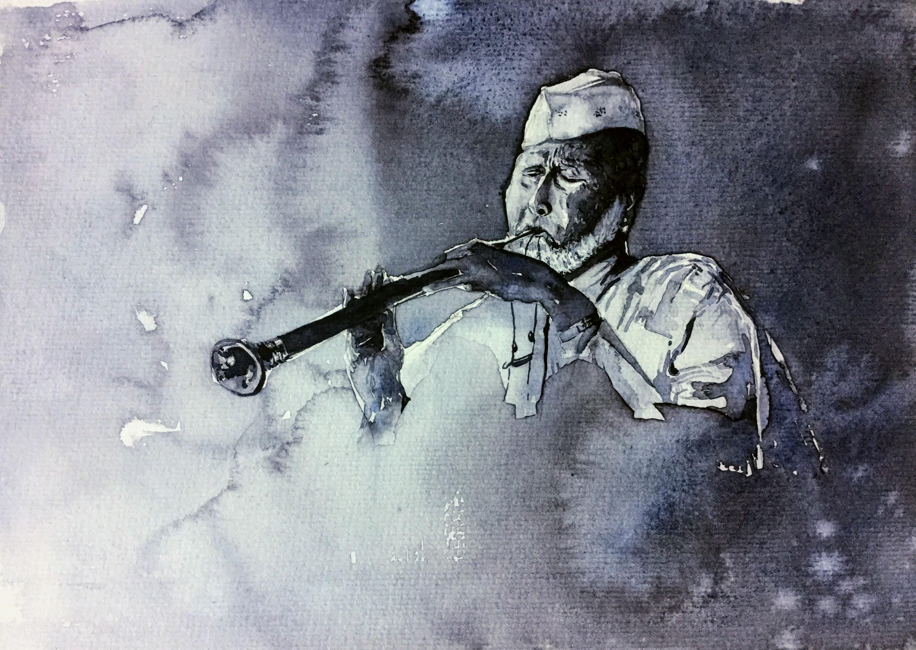Legendary Ustad Bismillah Khan
