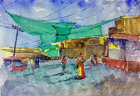 Jodhpur The Blue City - Local Market