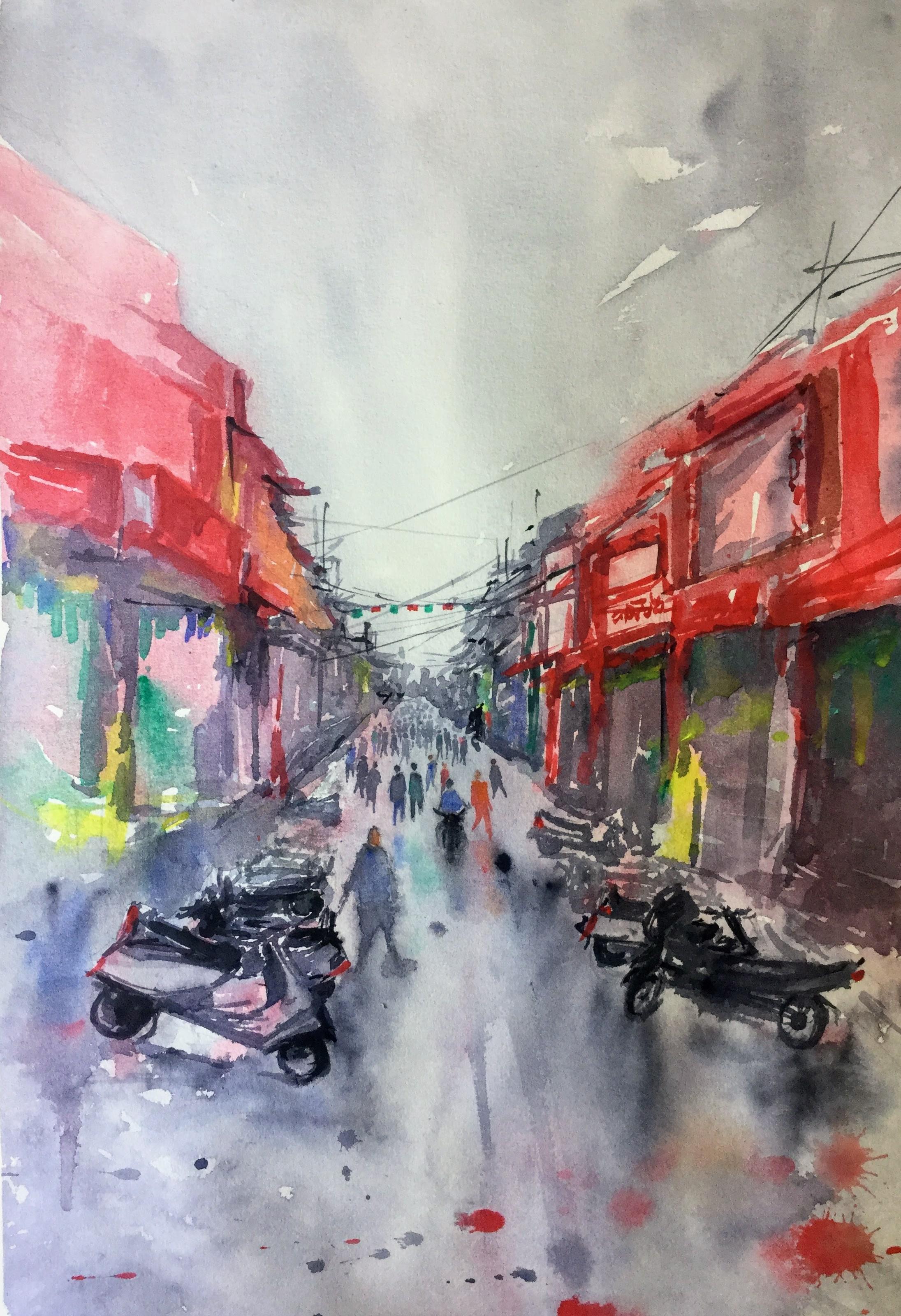 Shopping Market - Dehradun