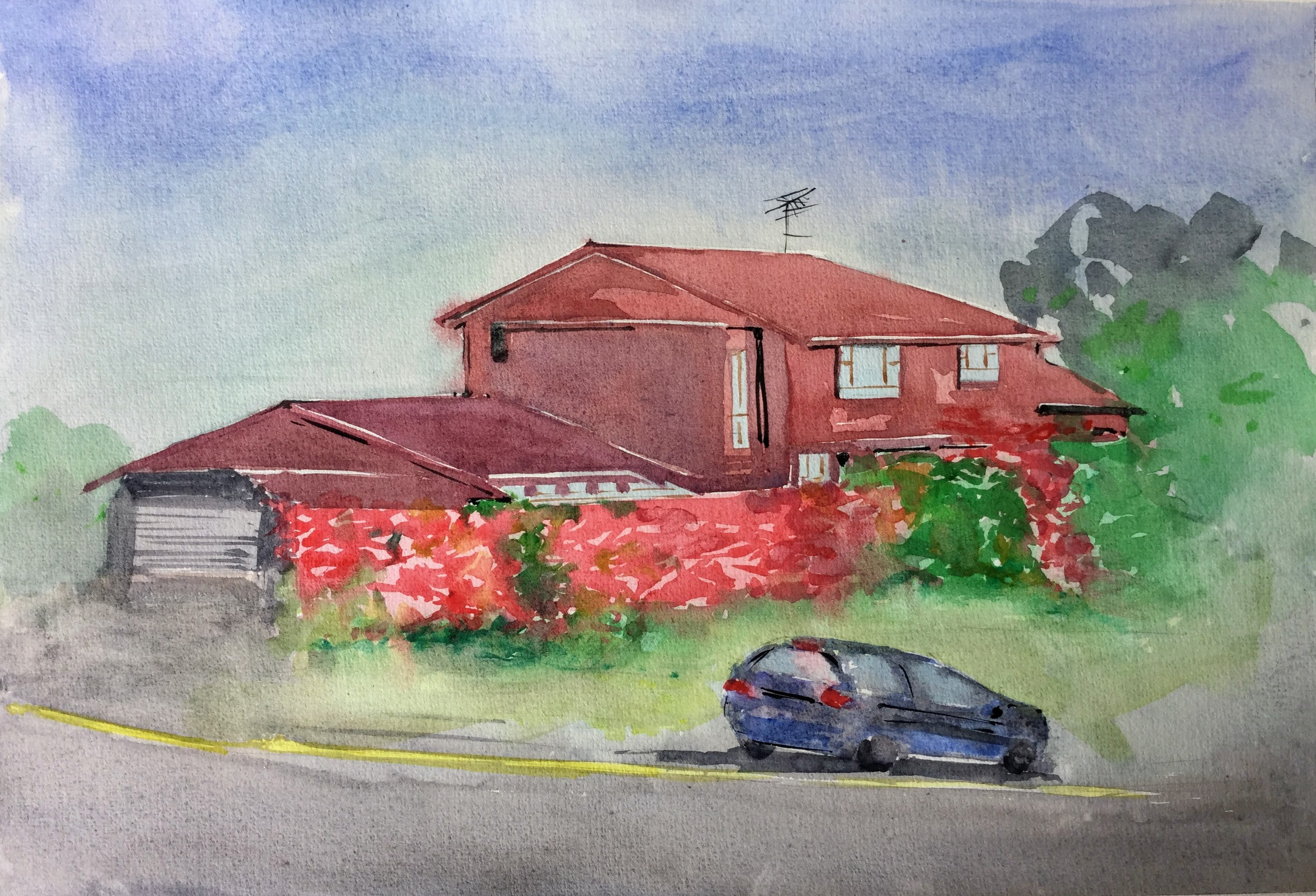 Red Abode - Wellington