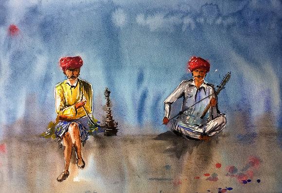 Life & Sense of Musical Strings - Jodhpur