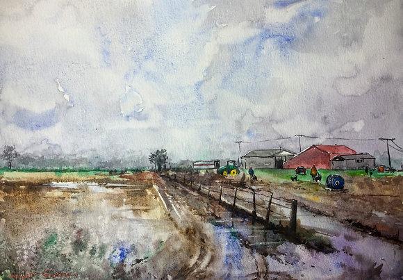 Village of Palmerston North