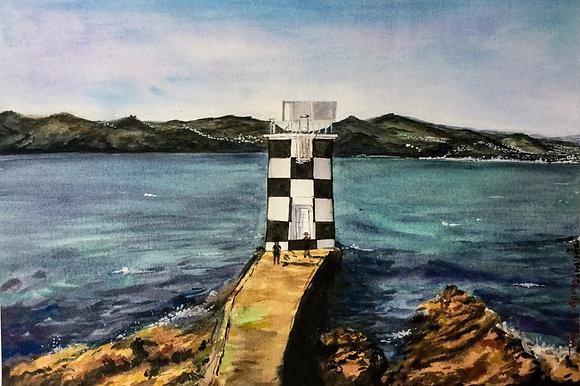Light House - Shelly Bay Wellington