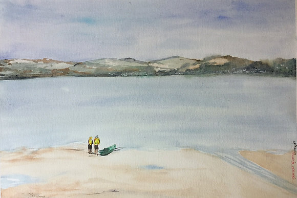 Calm Morning - Lake Papaitonga