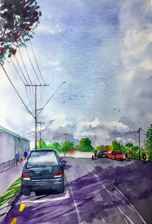 Kings Crescent Road - Lower Hutt