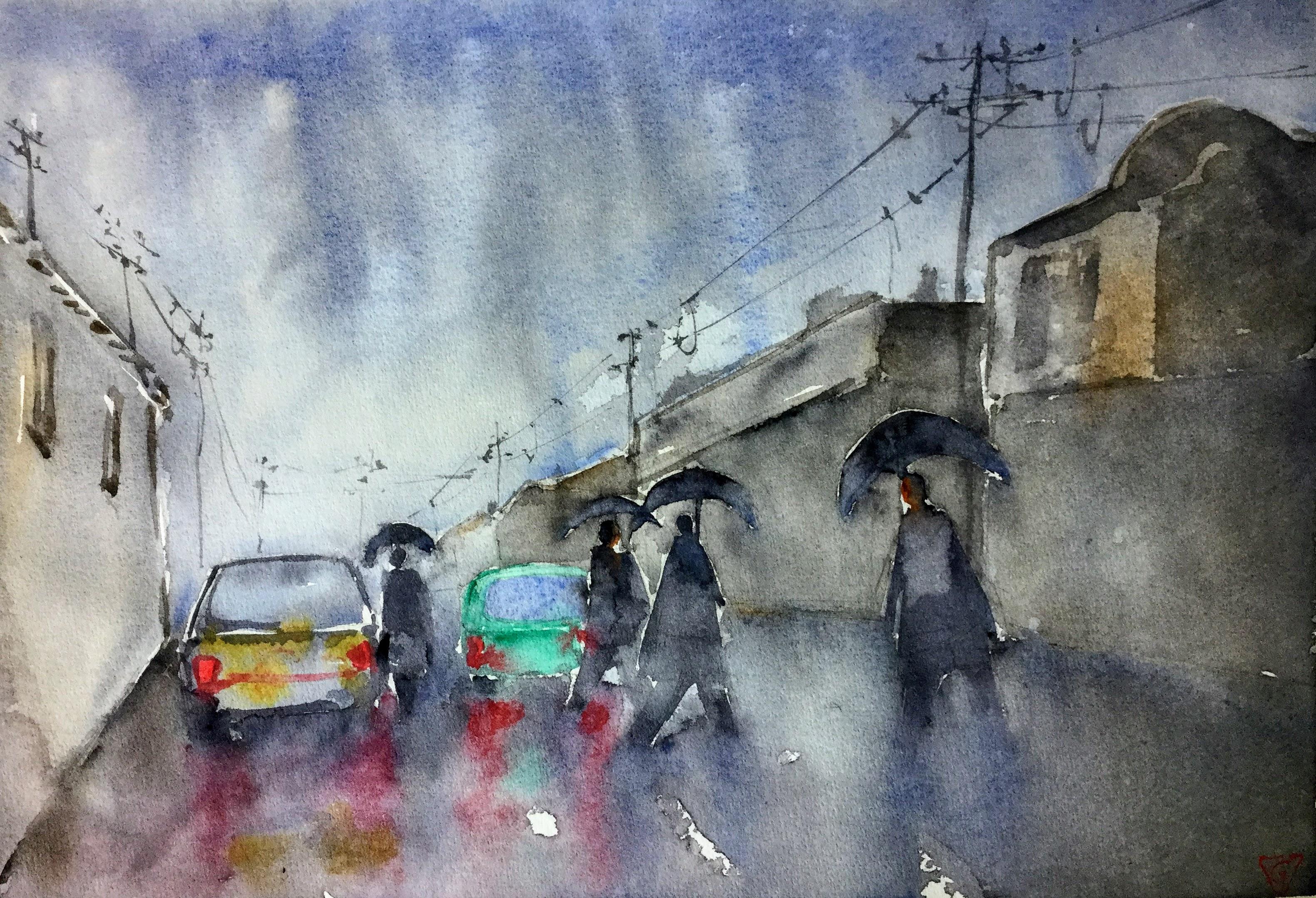 Shower Hour - Taranaki Street Wellington