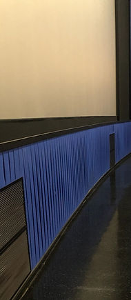 KBM INC MOVIE SCREEN CLEANING