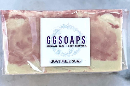 Rose Clay and Goat Milk Soap