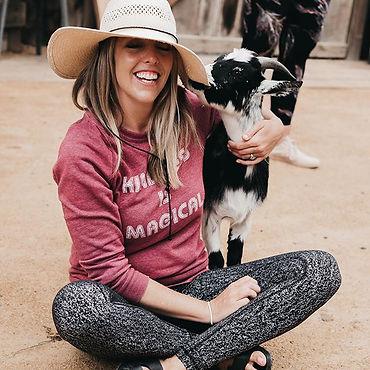 The goats are waiting!_Goodsandgoatsmark