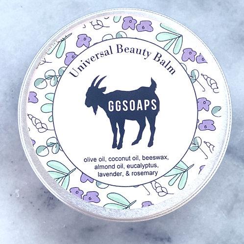 Universal Beauty Balm(Large 4oz)