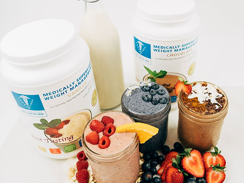 Shakes & Supplements Bundle Package