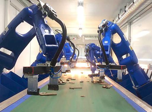 Robotteknik senaste tillskottet i OP gruppen