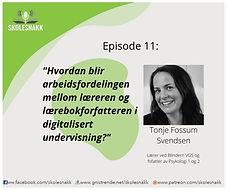 Episode 13_11 Tonje Fossum Svendsen Forf