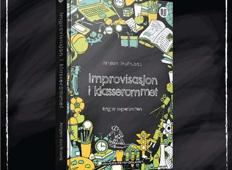 [Book] Improvisation in the classroom - release the superpower