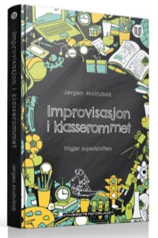 Improvisasjon i klasserommet - signert eksemplar