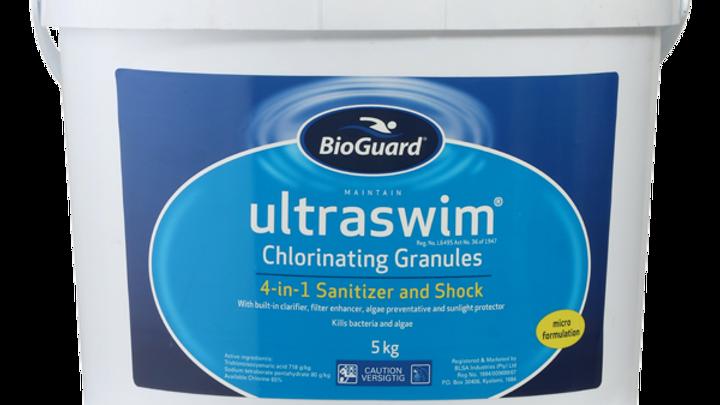 Ultraswim Granular Chlorine 5kg