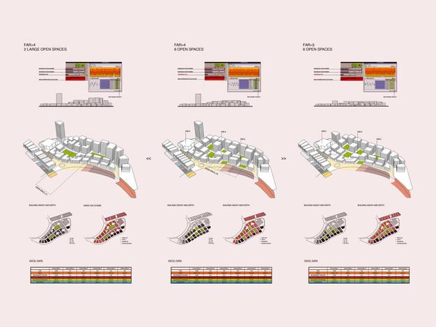 Morasha Redevelopmet Plan