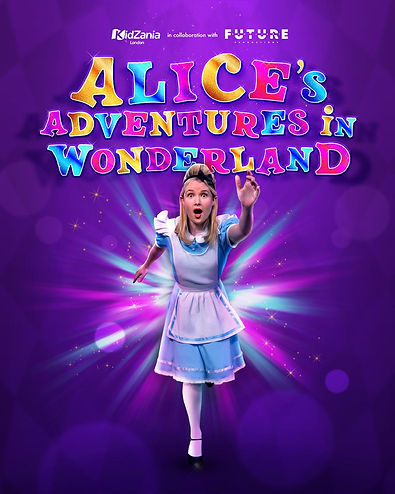 ALICE'S ADVENTURES IN LONDON