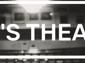Mickey Jo's Theatre Blog