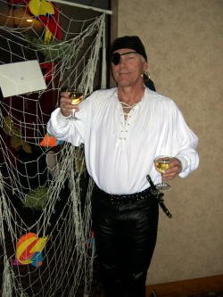 Terry the Pirate
