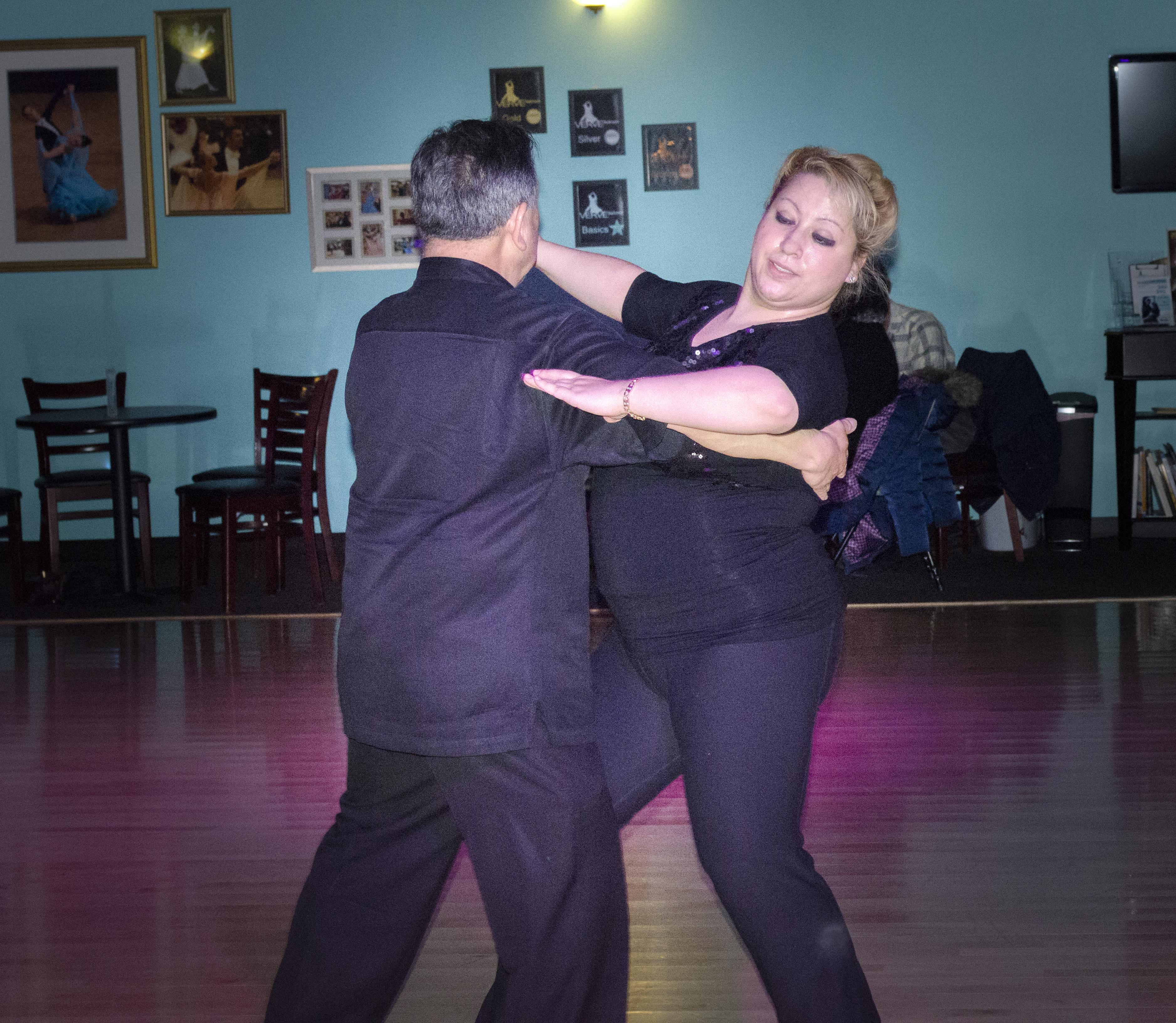 Aaaahhhh, tango