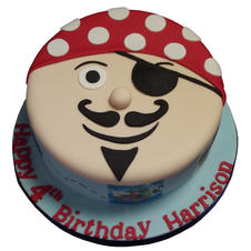 Pirate Cake from £75