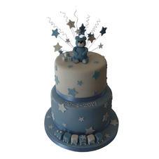 Teddy Christening Cake from £150