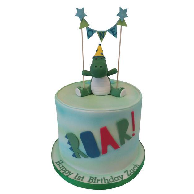 Dinosaur Cake from £150