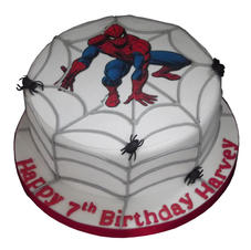 Spiderman Cake from £80