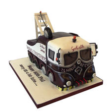 Foden Truck Cake from £200