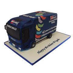Logo'd Truck from £300