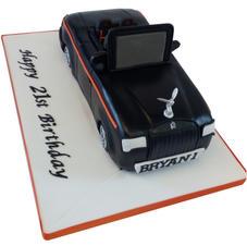 Rolls Royce Cake from £200