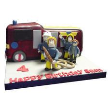 Fireman Sam Cake from £125