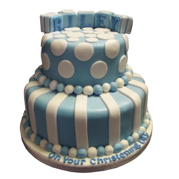 Christening Cake from £110