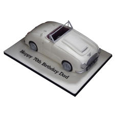 Austin Healey 3000 Cake from £100