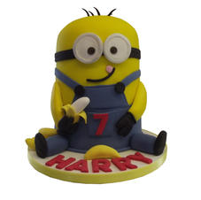 Minion Cake from £125