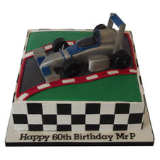 F1 Car  Cake from £175