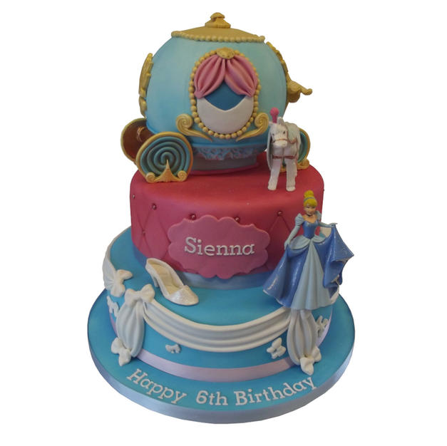 Cinderella Cake from £250