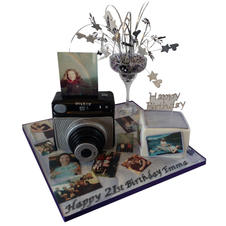 Camera Cake from £135