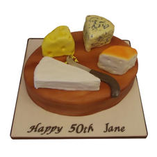 Cheese Board Cake from £90