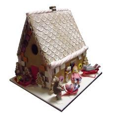 Sledging Gingerbread House