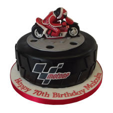 Ducati Bike Cake from £125