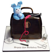 Doctors Bag Cake from £135