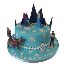Frozen Cake from £85