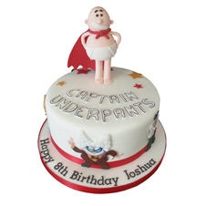 Captain Underpants Cake from £90