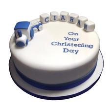 Train Christening Cake from £85