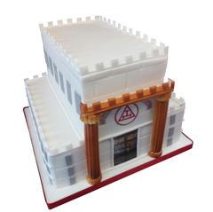 Masonic Centenary Cake from £250