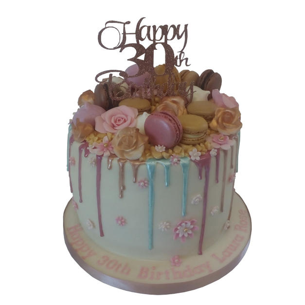30th Birthday Cake from £150