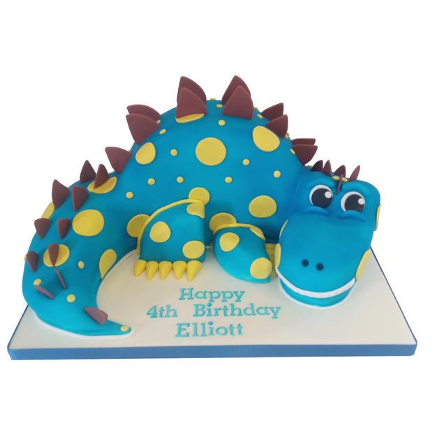 Dinosaur Cake from £120